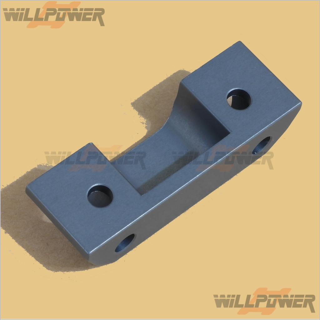 RC-WillPower Rear Brace Support #86215 Hyper ST Alum M7ST OFNA HOBAO Truggy