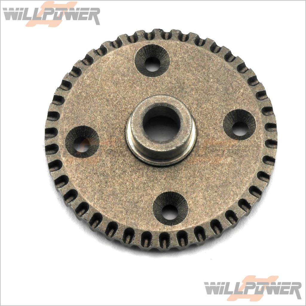 39T Bevel Gear #TM-03 RC-WillPower HongNor CRT.5//NEXX10//SCRT-10