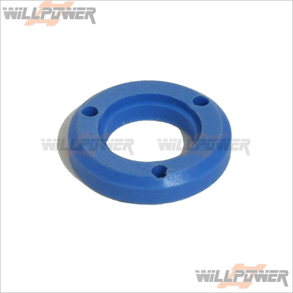 HOBAO Hyper GPX4 RC-WillPower Blue SP Centrifugal Clutch Shoe #22159