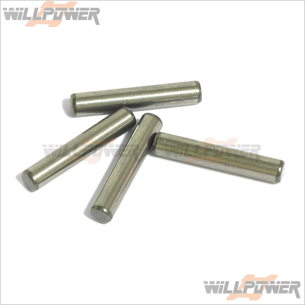 radiocomando-WillPower SWorkz PIN M3.0x16.8mm #SW-330124 1:8 1//8 Buggy