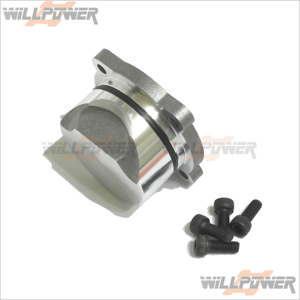 FC 21~32 Engine Rear Cover #RB2109C (RC-WillPower