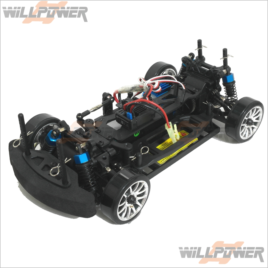 team infinity 1 16 4wd brushed drifter rc willpower 1 16 4x4 vehicle sedan car ebay. Black Bedroom Furniture Sets. Home Design Ideas