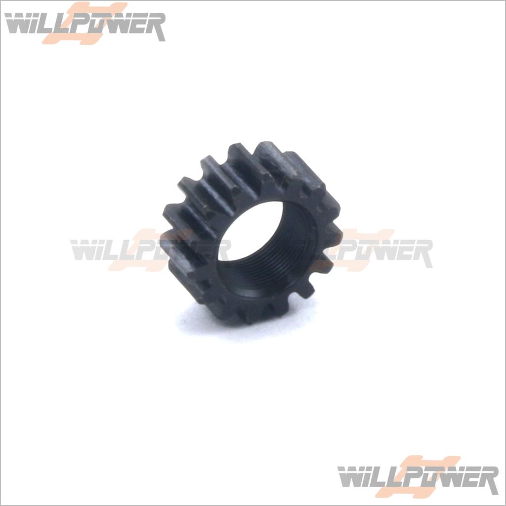 1st Clutch Gear 15T #294K RC-WillPower HongNor X3-GT