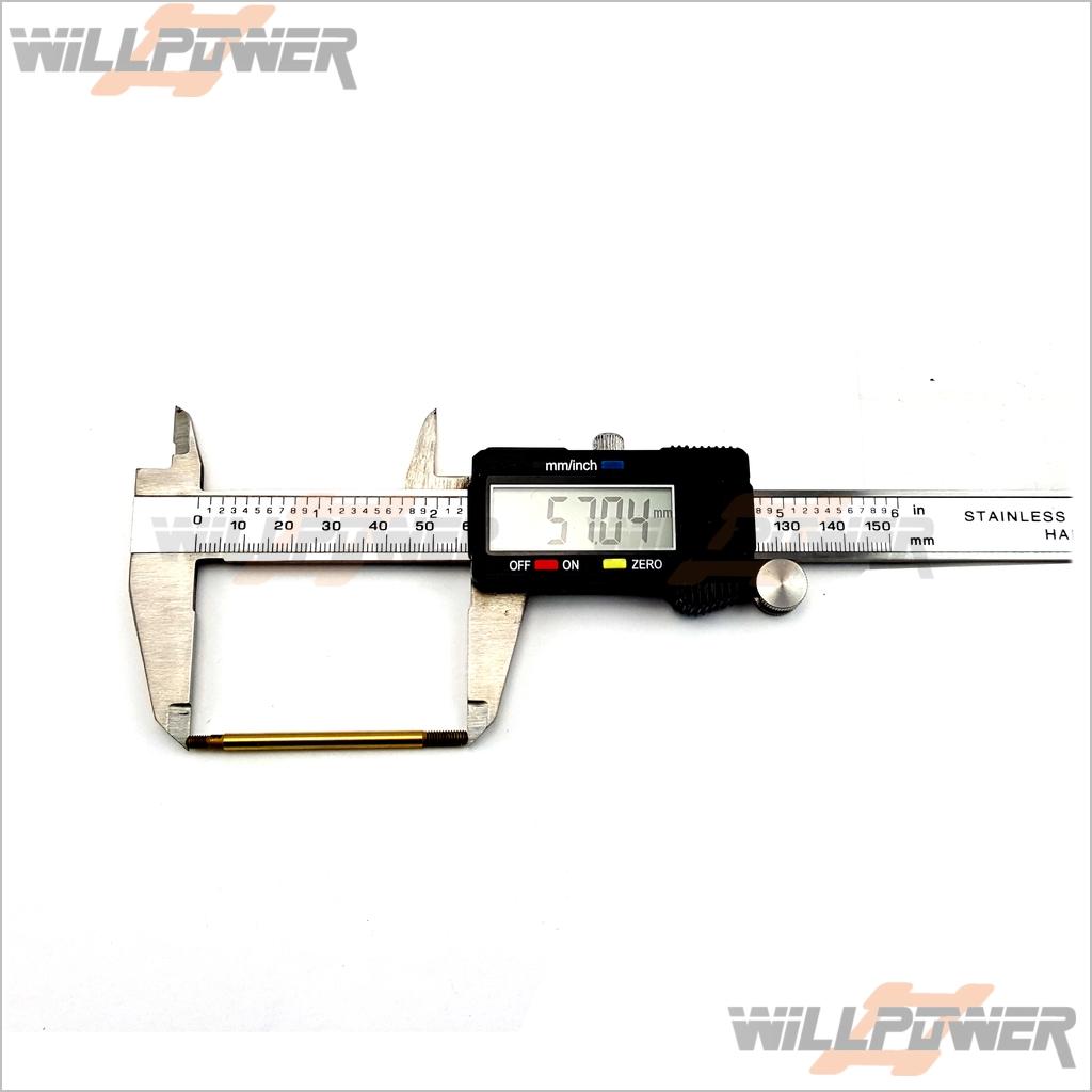 RC-WillPower Z-Car Z10XB Steering Knuckle Mount #10725B-1
