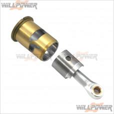 HOBAO Hyper .12 Engine RC-WillPower Hyper 12 Piston Pin /& G Clip #12007