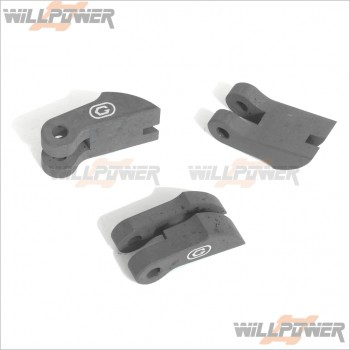 GO Clutch Shoe (Piston Material) #GO-C003-1