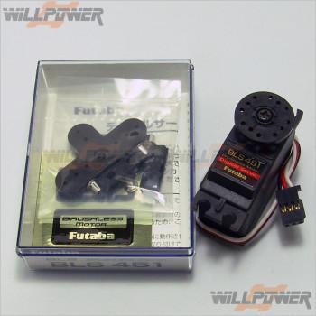 FUTABA Brushless Motor Digital Servo #BLS451