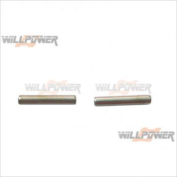 HongNor 2x12.8 Pin * 2 #A-77D [CRT.5/GTP2/LX-1 EP/LX-1/LX-2 EP/LX-2/NEXX10/SCRT-10]