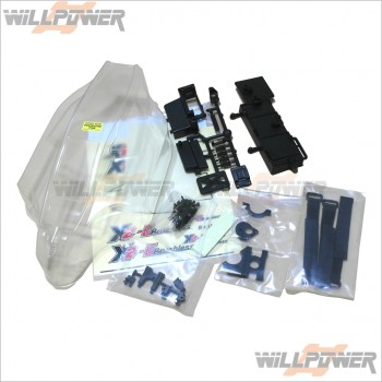 HongNor X1-CR Electric Conversion Kit #X1S-61 [X1CR]