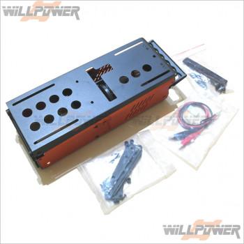 GO 1/8 21 Engine Starter Box #T-25 [RC Accessory]