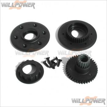 GO Starter Wheel Pulley #630012