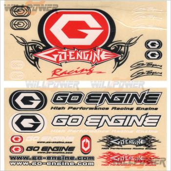 GO Decal Sticker #GO-Decal