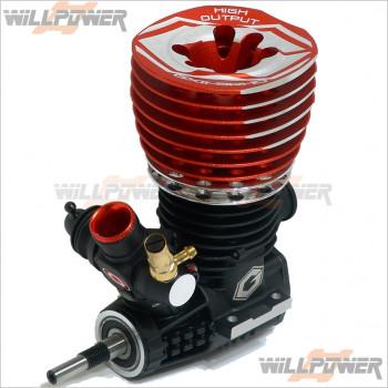 GO GXII-5RHO 5port Turbo Engine #GXII-5RHO