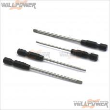Hex Allen Wrench Head Set (1.5/2/2.5/3 mm)