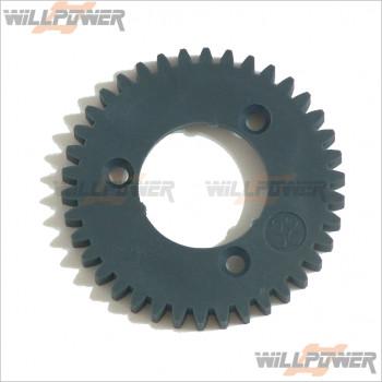 HongNor 1st Spur Gear 38T #L-40C [CD3] [LD3]
