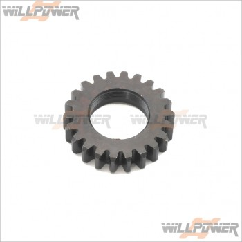 HongNor Clutch Gear 22T-2nd #L-42A [CD3/LD3]