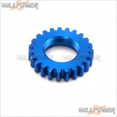 Clutch Gear 17T-1st RC-WillPower Blue Hongnor Jammin Alum #LS-23B