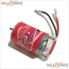RC-WillPower 1//2 Off-Set Orange #B-36O Hongnor Jammin 1//8 Truggy Wheel 3.7