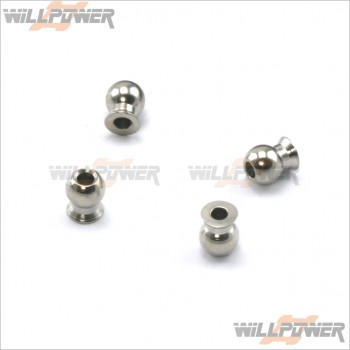 HongNor Ball Socket #X3-31 [X3 SABRE/X3-GT/X3-GTe/X3e SABRE]