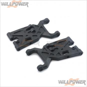 HongNor Front Lower Arms Suspension #X3-45 [X3 SABRE/X3-GT/X3-GTe/X3e SABRE]
