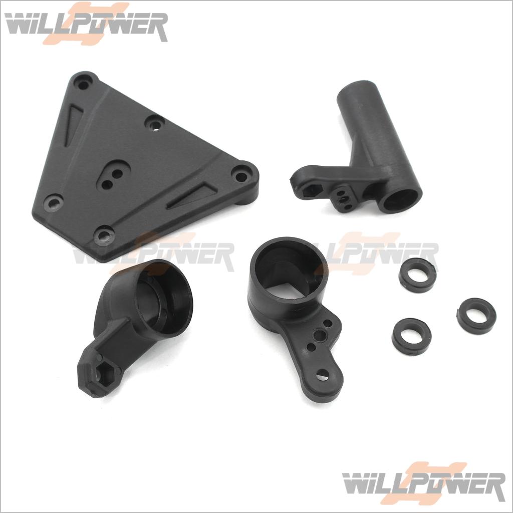 X3 SABRE Servo Saver Connecting Plate B #X3-20 RC-WillPower OFNA JAMMIN HongNor