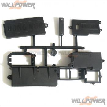HongNor Receiver/Battery Box * 1set #X3-58 [X3 SABRE/X3-GT]