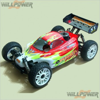 SINYIH 1/8 AX5 Buggy RTR+2.4G+25 Pull Start Engine #1098002