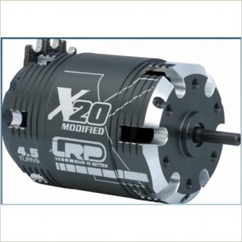LRP Vector X20 BL Modified - 4.0T #50704