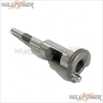 GO Crankshaft for GO 28 6P+2 Rear Exhaust Engine #R286P-P420SG #28-0906