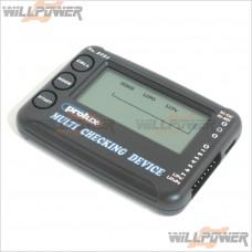 Prolux DC 3.5V~31.5V LCD Voltmeter (Multi Checking Device) #PX-2721