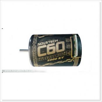 NOVATECH 540SS 6000KV Sensorless Brushless Motor #B221C60