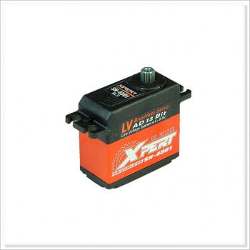 XPERT Brushless Servo (4.8V/6V  15.6/19.5kg       0.133/0.106sec) #SN-4501