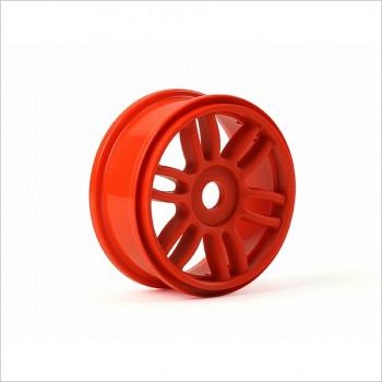 HongNor Red 6 spoke 2 rib * 4 #314R [9.5 Ravager]