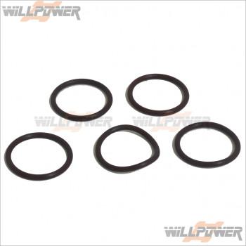 Alpha 21 Carburetor Lower O-Ring #E32-BU02100