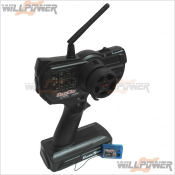 HongNor LX2 RTR Parts 2.4G Transmitter+Receiver #LX2 RTR-5