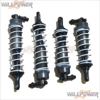 HongNor LX2 RTR Parts Shock Absorber Set #LX2 RTR-8 [Ultra LX Comp2]