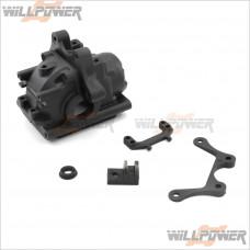 Sworkz Gear Box #SW-2501114 [BK1] [S350 EVO]