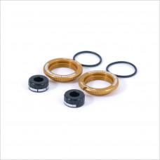 RDRP TD Aluminium Big Bore Shock Cap and Preload Nut Set #RDRP0054