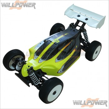 HongNor 1/8 RTR Buggy Ultra LX2 w/2.4G Brushless Motor #Ultra LX2 EP RTR
