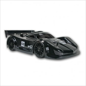 HongNor X3 GT Nitro Saden w/ Clear Body #X3-GT-Nitro-80%