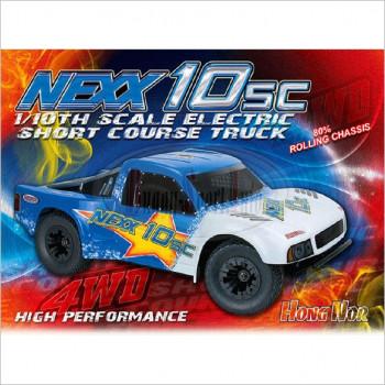 HongNor NEXX10 Short Course Racing Truck RTR #NEXX10 SC