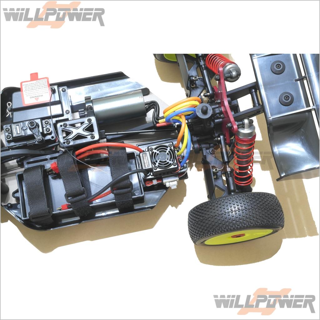 HongNor 1/8 Buggy X3 Sabre Electric RTR