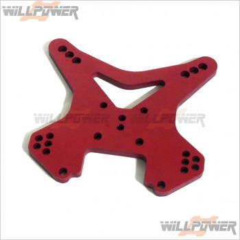 HongNor Alum. 7075-4mm Rear Shock Tower #X3-72 [X3e SABRE]