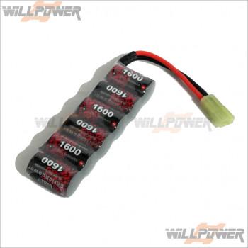 EP 7.2V 1600MAH Ni-MH Battery [RC Battery]