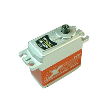 XPERT SM-3301 HV 全鋁金外殼金屬齒數位高壓無刷SERVO伺服機 0.046sec/16.23kg #SM-3301HV