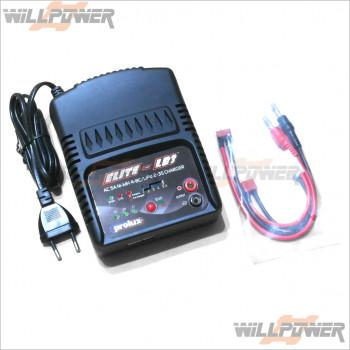 Prolux AC [Ni-Cd/Ni-MH]:4-8C [LiPo/LiFePo]:2-3S 5A Charger 90-240V (EU 220 Plug) #3896 [RC Charger]