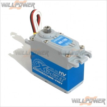 XPERT Digital Waterproof Servos #WR-7701HV