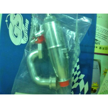 1/10 In-Line/Tuned Pipe for Side Exhaust Engine