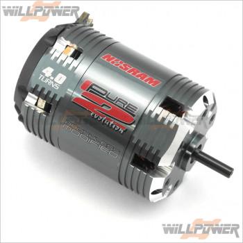 NOSRAM Pure 2 BL Modified - 4.0T #90704 [RC ESC/Motor]