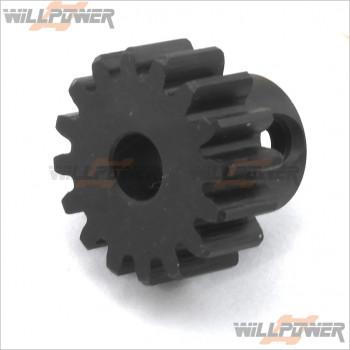 5mm Motor Pinion Gear 16T - Steel